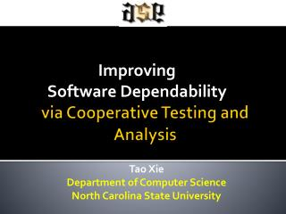 via Cooperative Testing and Analysis
