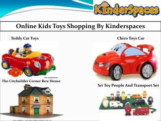 Online Kids Toys Shopping By Kinderspaces