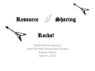 Resource      Sharing Rocks!