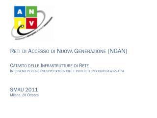Agenda Overview Il lavoro del gruppo di studio Le aree di analisi Le nuove sfide