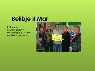 Belibje it  Mar