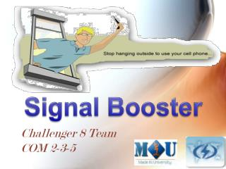 Challenger 8 Team       COM 2-3-5