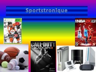 Sportstronique