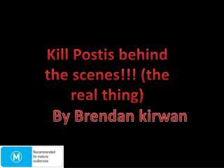 By Brendan  kirwan