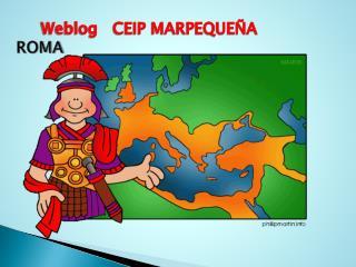 Weblog    CEIP MARPEQUE�A                           ROMA