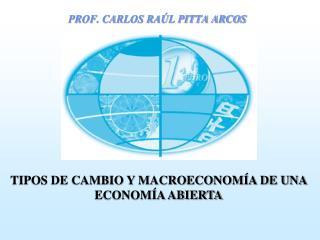 PROF. CARLOS RA L PITTA ARCOS