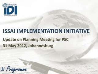 ISSAI IMPLEMENTATION INITIATIVE