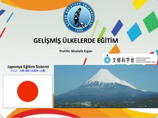 Japonya  Eğitim  Sistemi  ( トップ > 白書・統計・出版物 > 白 書 )