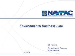 Environmental Business Line