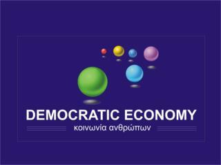 democratic economy