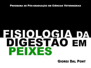 FISIOLOGIA DA