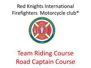 Red Knights International