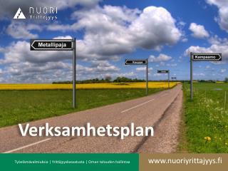 Verksamhetsplan