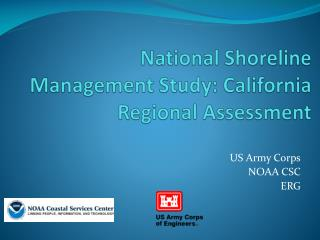 National Shoreline Management Study: California Regional Assessment