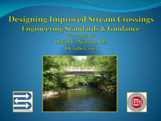 Design for Stream Crossing Resiliency