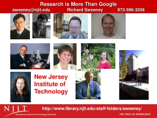 Research is More Than Google