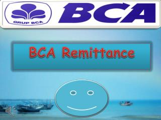 BCA Remittance
