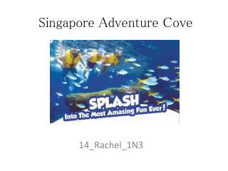 Singapore Adventure Cove