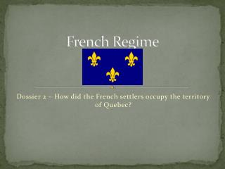 French Regime