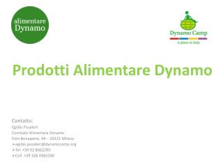 Prodotti Alimentare Dynamo