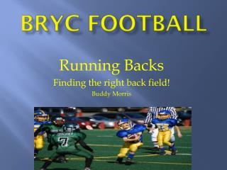 BRYC Football