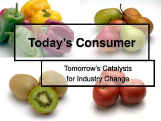 Today s Consumer