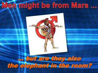 ... but are they also the elephant in the room?