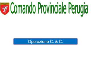 Comando Provinciale Perugia