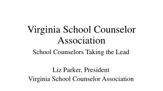 The Importance of academic counseling