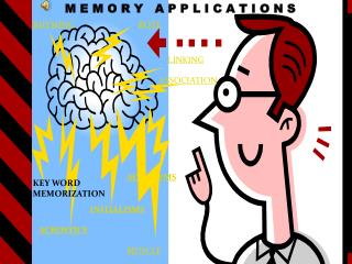 MEMORY APPLICATIONS