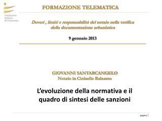 FORMAZIONE TELEMATICA