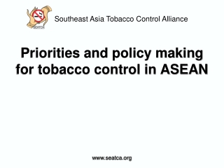 The Tobacco Industry and the Risks of Litigation