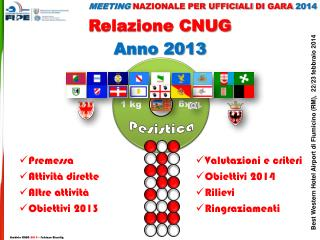 Archivio CNUG  2014  – Fabiano Blasutig