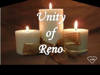 Unity  of  Reno