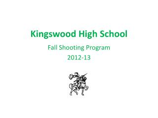 Kingswood High School
