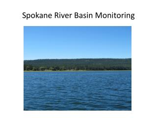 Spokane River Basin Monitoring