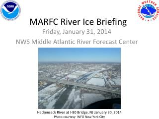 MARFC River Ice Briefing