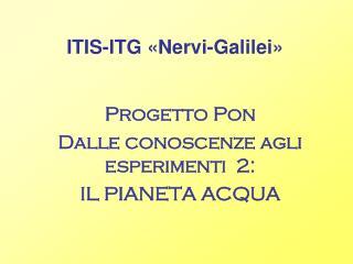 ITIS-ITG «Nervi-Galilei»