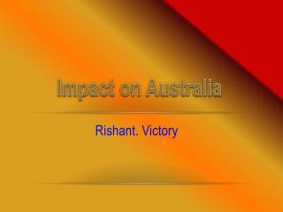 Rishant. Victory