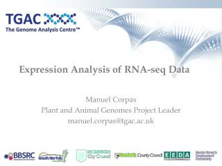 Expression  A nalysis of RNA - seq  Data