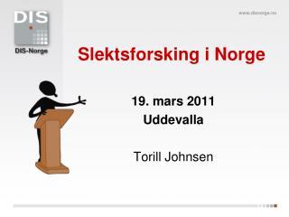 Slektsforsking i Norge