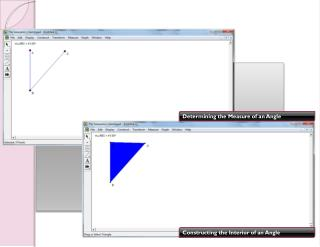 Determining the Measure of an Angle