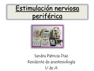 Estimulación nerviosa periférica