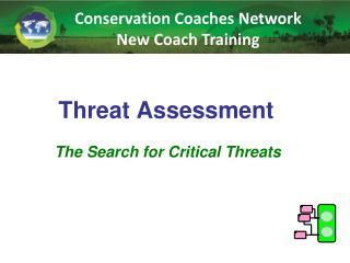 Threat Assessment