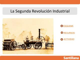 La Segunda Revoluci n Industrial