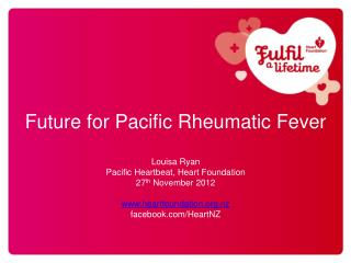 Pacific Rh Fever  