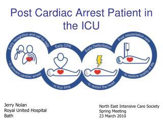 Post Cardiac Arrest Patient in the ICU