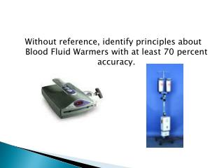 Blood Fluid Warmers