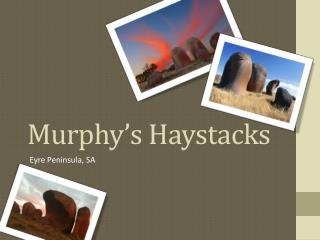 Murphy�s Haystacks