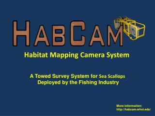Habitat Mapping Camera System